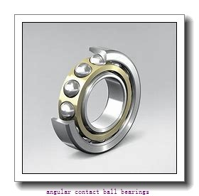 ISO 7316 CDB angular contact ball bearings