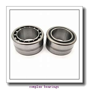 NBS NX 17 Z complex bearings
