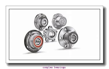 KBC RW357002 complex bearings