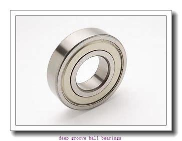 8 mm x 24 mm x 8 mm  Fersa 628 deep groove ball bearings