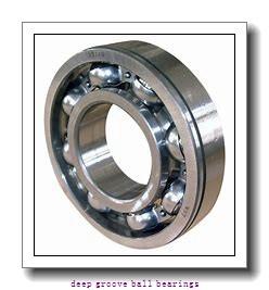 Toyana 6209-2RS deep groove ball bearings