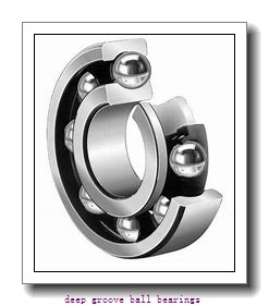 Toyana 617/6 ZZ deep groove ball bearings