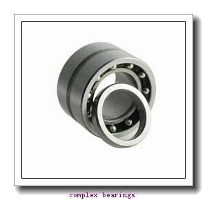60 mm x 120 mm x 17,5 mm  60 mm x 120 mm x 17,5 mm  NBS ZARN 60120 L TN complex bearings