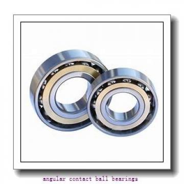 190,5 mm x 317,5 mm x 44,45 mm  RHP LJT7.1/2 angular contact ball bearings