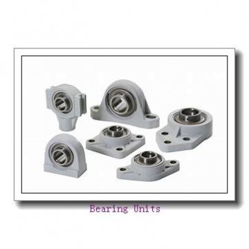 FYH NAPK207 bearing units