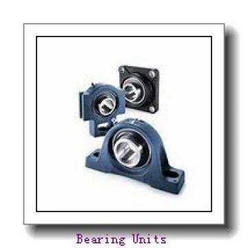 SKF P 12 TF bearing units