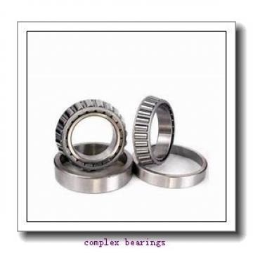 15 mm x 28 mm x 20 mm  15 mm x 28 mm x 20 mm  NBS NKIB 5902 complex bearings
