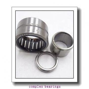 90 mm x 210 mm x 22,5 mm  90 mm x 210 mm x 22,5 mm  NBS ZARF 90210 L TN complex bearings