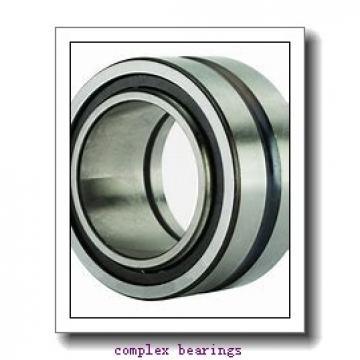 60 mm x 85 mm x 38 mm  60 mm x 85 mm x 38 mm  NBS NKIB 5912 complex bearings