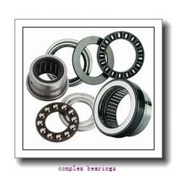 25 mm x 42 mm x 20,5 mm  25 mm x 42 mm x 20,5 mm  IKO NBXI 2530 complex bearings