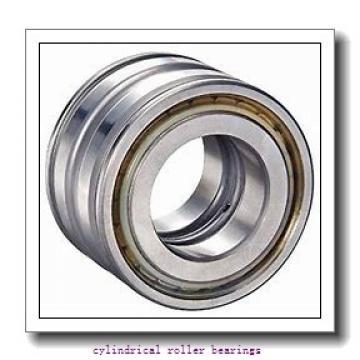 50 mm x 90 mm x 20 mm  NSK NJ210EM cylindrical roller bearings