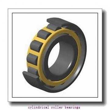 400 mm x 600 mm x 272 mm  IKO NAS 5080ZZ cylindrical roller bearings