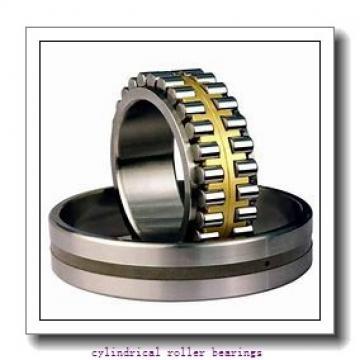 200 mm x 280 mm x 48 mm  NSK NCF2940V cylindrical roller bearings