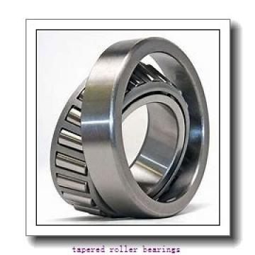 75 mm x 136,525 mm x 33,5 mm  Gamet 133075/133136X tapered roller bearings