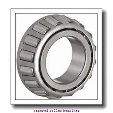 73.025 mm x 125.412 mm x 25.400 mm  NACHI 27680/27620 tapered roller bearings