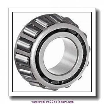115 mm x 180,975 mm x 50 mm  Gamet 181115/181180XC tapered roller bearings