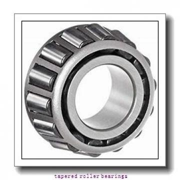 35 mm x 72 mm x 23 mm  KBC 32207J tapered roller bearings
