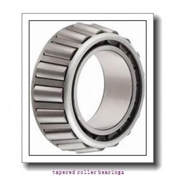 34,987 mm x 61,975 mm x 17 mm  SKF 330757 C/QCL7CVA606 tapered roller bearings