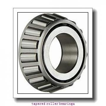 30.000 mm x 63.500 mm x 20.638 mm  NACHI 15117/15250X tapered roller bearings