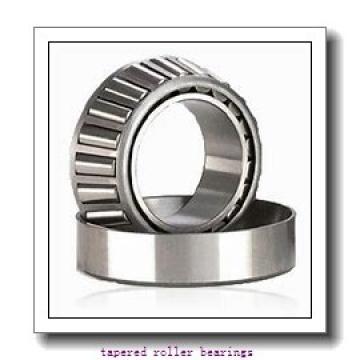70 mm x 125 mm x 41 mm  FBJ 33214 tapered roller bearings