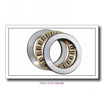 ISO 293/500 M thrust roller bearings