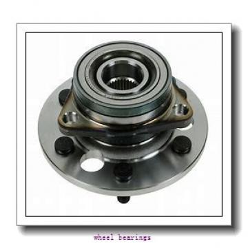 Toyana CX109 wheel bearings