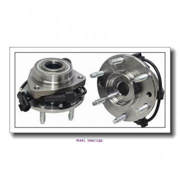 Ruville 4034 wheel bearings