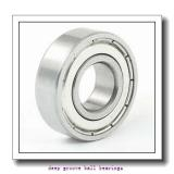 10 mm x 30 mm x 9 mm  Fersa 6200-2RS deep groove ball bearings