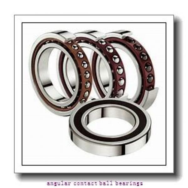 10 mm x 35 mm x 11 mm  ZEN S7300B angular contact ball bearings #1 image