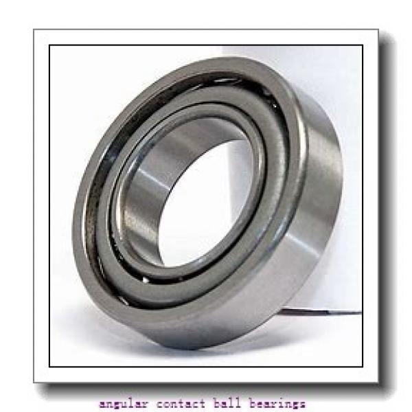 35 mm x 80 mm x 34,9 mm  ZEN 3307-2RS angular contact ball bearings #1 image