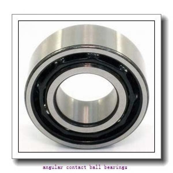 120,000 mm x 215,000 mm x 40,000 mm  NTN QJ224ACS155 angular contact ball bearings #1 image