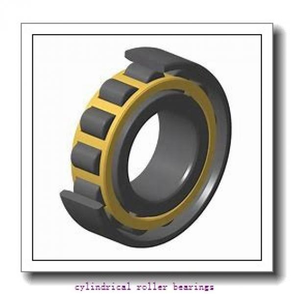 35 mm x 72 mm x 17 mm  KOYO NF207 cylindrical roller bearings #1 image