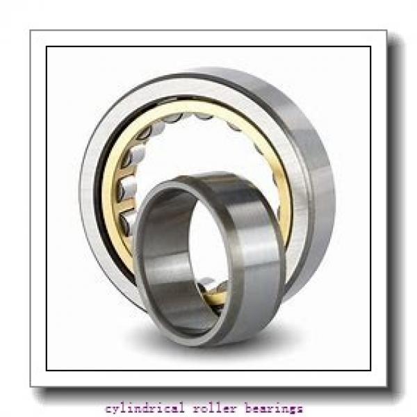 200 mm x 280 mm x 48 mm  NSK NCF2940V cylindrical roller bearings #1 image