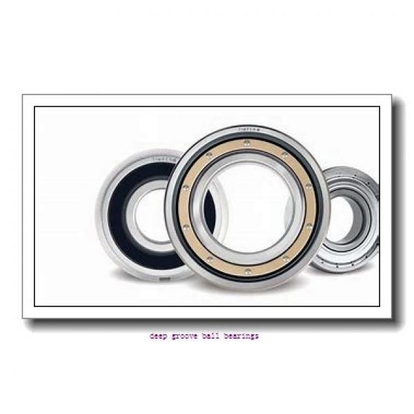 12 mm x 28 mm x 12 mm  SIGMA 63001-2RS deep groove ball bearings #2 image